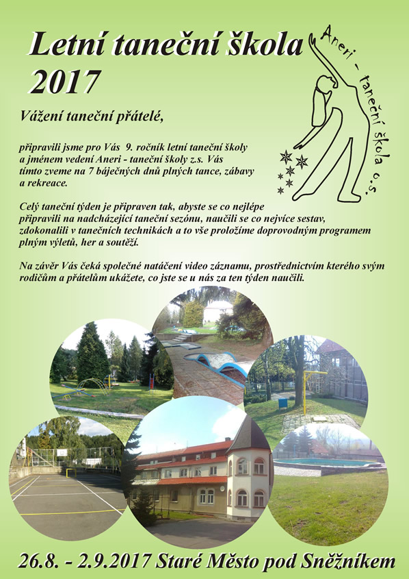 Tábor Aneri - léto 2017