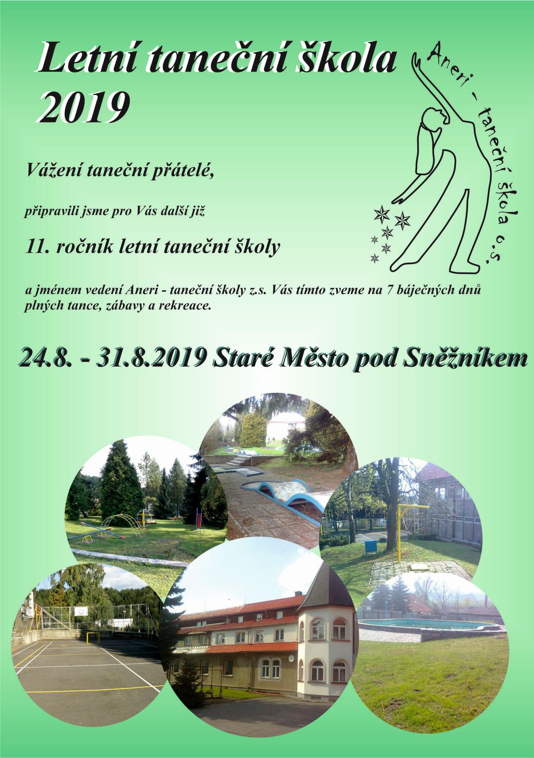 Tábor Aneri - léto 2019