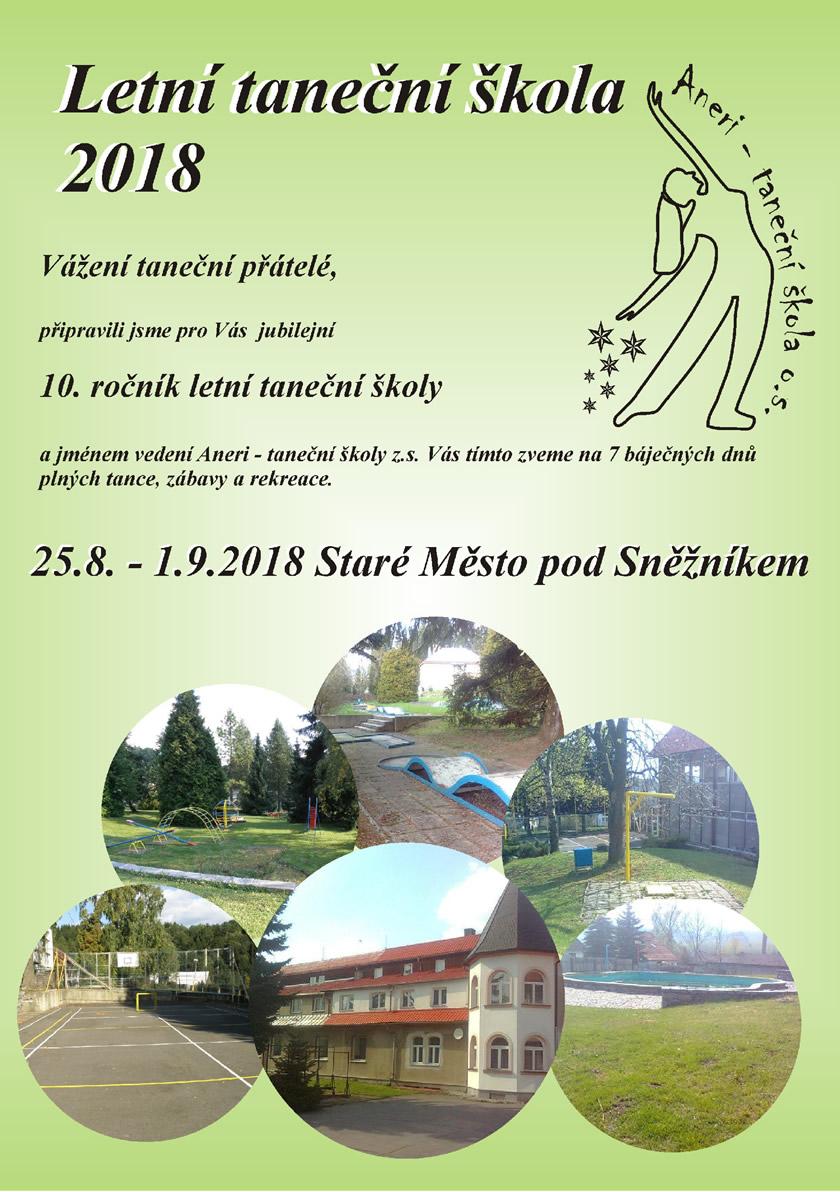 Tábor Aneri - léto 2018
